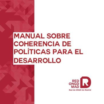 Nueva publicación | Manual sobre coherencia de políticas para el desarrollo