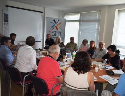 La Plataforma por la Justicia Fiscal se reúne con organizaciones de la sociedad civil para ampliar sus líneas de colaboración